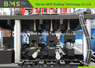 24 Roller Stations CZ Purlin Roll Forming Machine Cr12 With Quenched Treatment