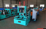 GCr15 Shaft Thickness 2mm C Purlin Forming Machine