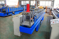 350H Body Frame Thickness 0.8mm C Purlin Forming Machine