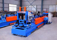 Cr12 Cutter Thickness 1.2 1.4mm C Purlin Forming Machine